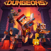 Map DUNGEONS MMO for Minecraft PE icon