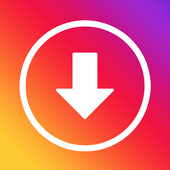 Video Downloader for Instagram: BaroSave, Repost icon