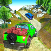 Offroad Jeep Driving 2021 🚘 Car Racing Game 3D icon