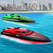 Xtreme Boat Racing 2019: Speed Jet Ski Stunt Games icon