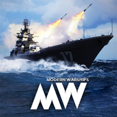 MODERN WARSHIPS: Sea Battle Online icon