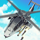 Massive Warfare: Helicopter vs Tank Battles icon