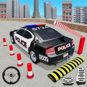 Police Car Parking Simulator 2020 icon