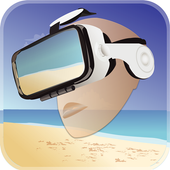 VR Relax Travel icon