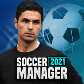 Soccer Manager 2021 - Ultimate Free Football Game icon