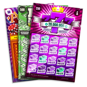 Lottery Scratchers - Super Scratch off icon