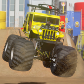 Wheel Offroad icon