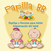 Papillas para bebés icon