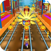 Subway Train: Bus Rush 3D icon