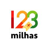 123 Milhas icon