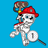 Paw Color by Numbers icon