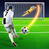 Shoot Goal ⚽️ Football Stars Soccer Games 2020 icon