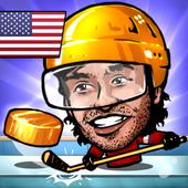 🏒Puppet Hockey: Pond Head 🏆 icon