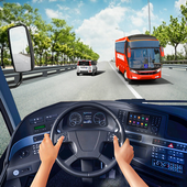 Modern Bus Drive Parking 3D Games - Bus Games 2021 icon