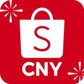 Shopee CNY Sale icon