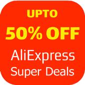 Express Super Deals on Ali icon