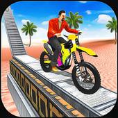 Bike Stunt 3d Bike Racing Games - Free Bike Game icon