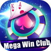 Mega Win Club - Lucky 9, Pusoy, Sabong Cards icon