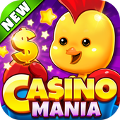 Casino Mania™ – Free Vegas Slots and Bingo Games icon