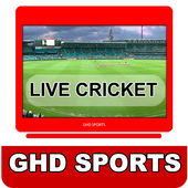 Guide GHD Sports - live IPL match score icon