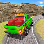 Offroad Jeep Driving Game 3D - Jeep Truck Sim 2021 icon