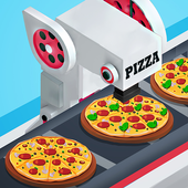 Cake Pizza Factory icon