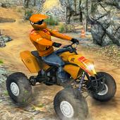 ATV Off-road Quad Bike Sim: 4x4 Quad Stunts Bike icon