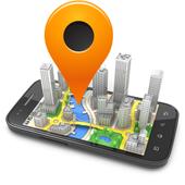 Maps 3D icon