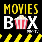moviebox pro tv icon