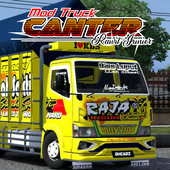 Mod Truck Canter Rawit Junior icon