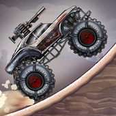 Zombie Hill Racing icon
