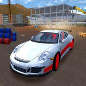 Racing Car Driving Simulator icon