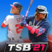 MLB Tap Sports Baseball 2021 icon
