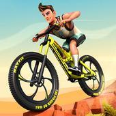 Crazy BMX Stunts - New Cycle Multiplayer Racing icon