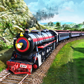 Uphill Train Simulator icon
