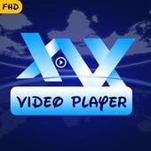 XNX Video Player - Desi Videos MX HD Player icon