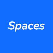 Spaces: Connect with Your Favorite Business. icon