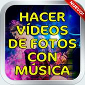Hacer Videos De Fotos Con Musica icon