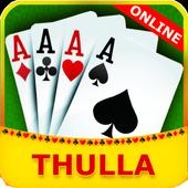 Bhabhi Thulla Online - 2021 Multiplayer cards game icon
