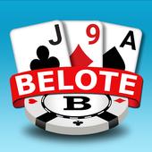 Blot - Belote Coinche Multiplayer icon