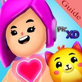 NEW GUIDE PK XD icon