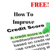 How to Improve Credit Score icon