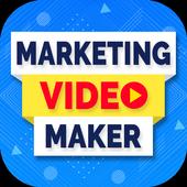 Marketing Video Maker, Promo Video Maker, Ad Maker icon