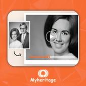 Myheritage: Deep nostalgia Animated Photos Guide icon