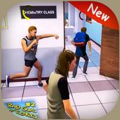 bad boys at school 🚍 bad guys in school 2 Clue icon