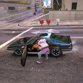 Vegas Crime Simulator - Real Mafia Gangster icon