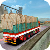 American Cargo Truck Game - New Driving Simulator icon