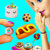 Make Miniature Food for Dolls icon