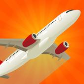 Sling Plane icon