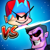 Mod for Friday night funkin : Fighting icon